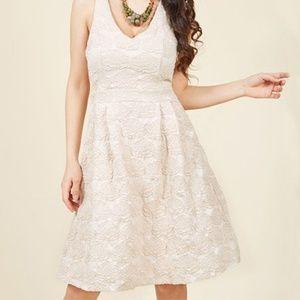 NWOT Posh Presence A-Line Dress Modcloth XL